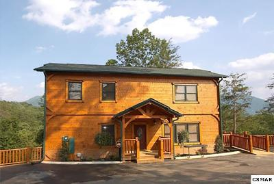 Gatlinburg TN Single Family Home For Sale: $650,000