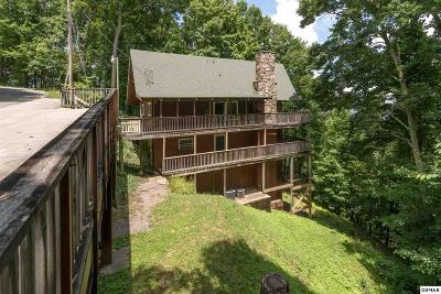 Gatlinburg Single Family Home For Sale: 1571 Zermatt Dr