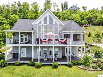 Sevierville Single Family Home For Sale: 2340 Waterfront Way
