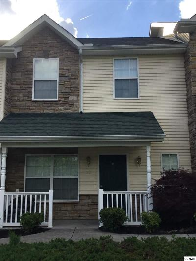 Sevierville Condo/Townhouse For Sale: 524 Allensville Rd