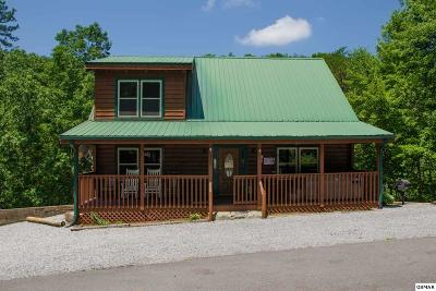 Pigeon Forge Single Family Home For Sale: 829 Boone Acres Ln