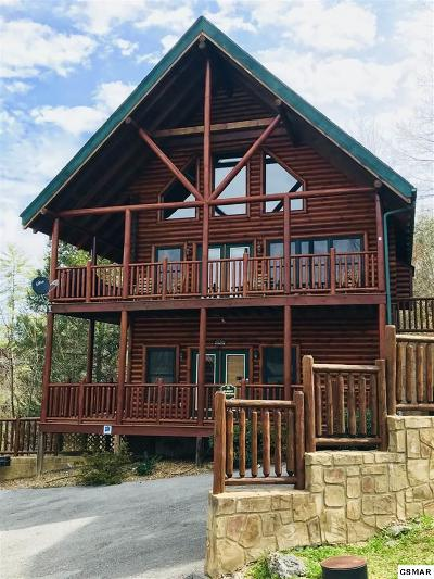 Sevierville Single Family Home For Sale: 1721 Summit View Way
