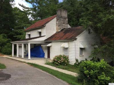 Dandridge Single Family Home For Sale: 139 W Meeting St