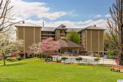 Gatlinburg Condo/Townhouse For Sale: 1704 Hidden Hills Rd. Unit #211