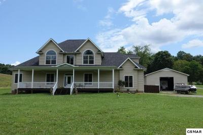 Knoxville Single Family Home For Sale: 3401 Long Hollow