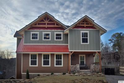 Gatlinburg TN Single Family Home For Sale: $629,000