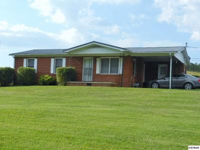 Sevier County Single Family Home For Sale: 1242 Allensville Rd.