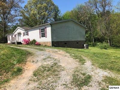 Dandridge Single Family Home For Sale: 1342 Sager Road