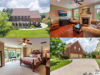 Knoxville Single Family Home For Sale: 606 Rockwell Farm Lane