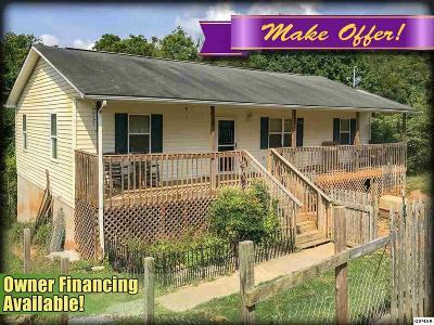 Dandridge Single Family Home For Sale: 832 Kerr Street