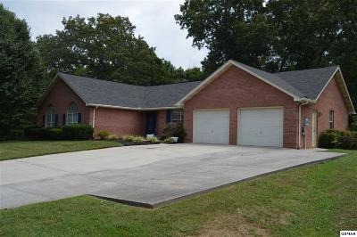 Seymour Single Family Home For Sale: 826 Pioneer Dr