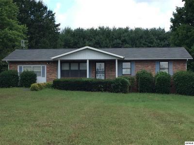 Dandridge Single Family Home For Sale: 1737 Brookview Dr