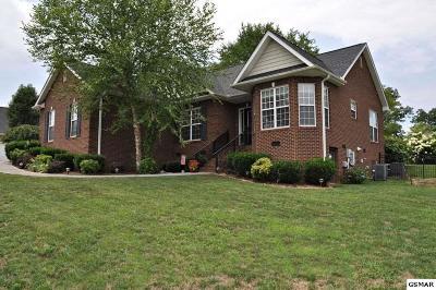 Sevier County Single Family Home For Sale: 1454 Benjamin Blvd