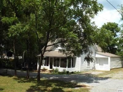 Sevier County Single Family Home For Sale: 628 Park Rd