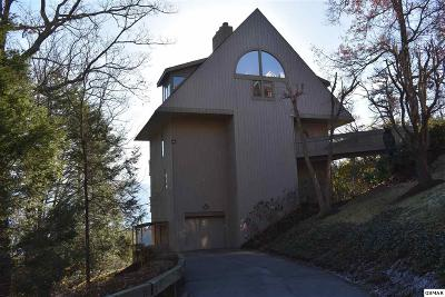 Gatlinburg Single Family Home For Sale: 1239 Ski View Drive