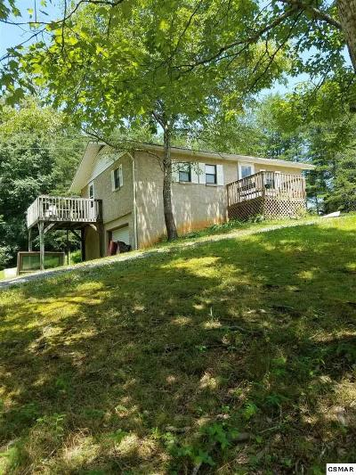 Newport Single Family Home For Sale: 1649 Hannon Rd