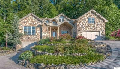 Sevierville Single Family Home For Sale: 211 Bobwhite Trl