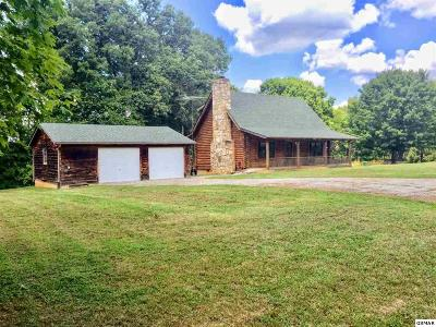 Sevier County Single Family Home For Sale: 1028 Von Cannon Lane