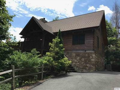 Gatlinburg Single Family Home For Sale: 521 Deer Path Lane