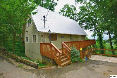 Gatlinburg Single Family Home For Sale: 1525 Zurich Road