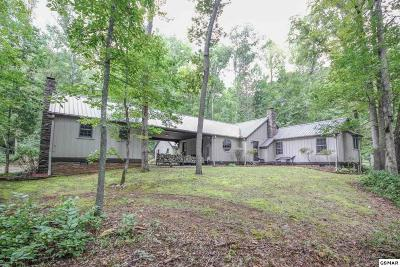 Single Family Home For Sale: 1838 W Millers Cove Rd