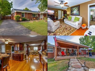 Knoxville Single Family Home For Sale: 107 Rose Drive