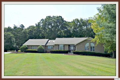 Jefferson City Single Family Home For Sale: 535 Cliff Ln.