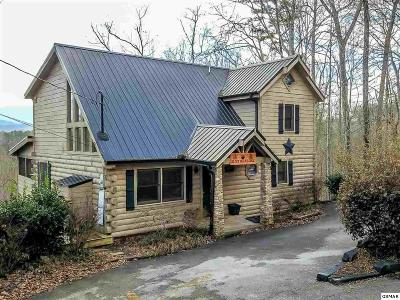 Sevierville TN Single Family Home For Sale: $650,000