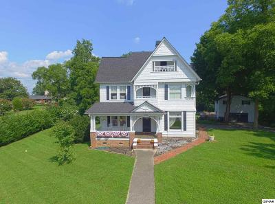 Newport Single Family Home For Sale: 244 Woodlawn Ave