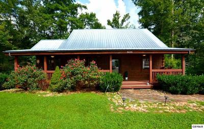 Sevierville Single Family Home For Sale: 2410 Possum Cove Way
