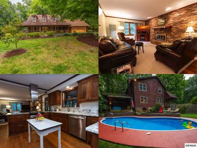 Knoxville Single Family Home For Sale: 7816 Timber Glow Trail