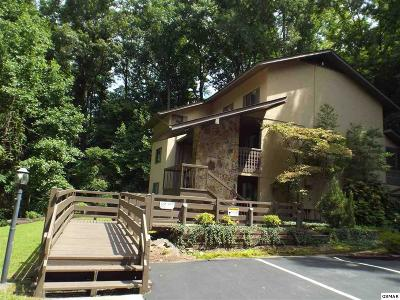 Gatlinburg Condo/Townhouse For Sale: 1235 Ski Mountain Road Unit 626