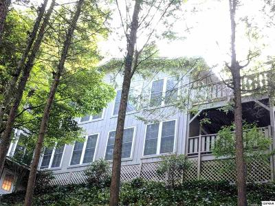 Gatlinburg Single Family Home For Sale: 340 Washington Rd