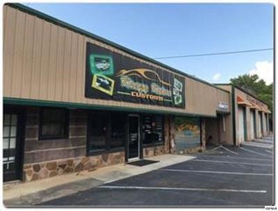 Dandridge Commercial For Sale: 534 E Meeting Street