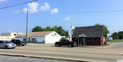 Cocke County Commercial For Sale: 402/408 W Broadway