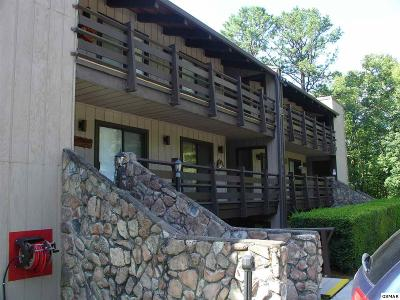Sevierville Condo/Townhouse For Sale: 1081 Cove Rd U1033