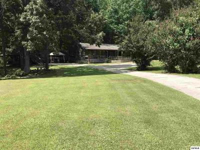 Seymour Single Family Home For Sale: 1329 Joshua Rd