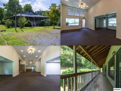 Gatlinburg Single Family Home For Sale: 739 Glades Road