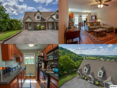 Sevierville Condo/Townhouse For Sale: 3347 Frontier View