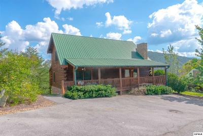 Pigeon Forge TN Single Family Home For Sale: $509,000
