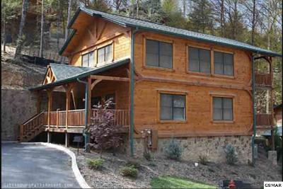 Gatlinburg Single Family Home For Sale: 652 Gatlinburg Falls Way