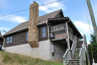 Sevierville TN Single Family Home Pending-Cont. To Show: $195,000