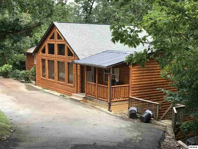 Pigeon Forge Single Family Home For Sale: 819 W Gold Dust Drive