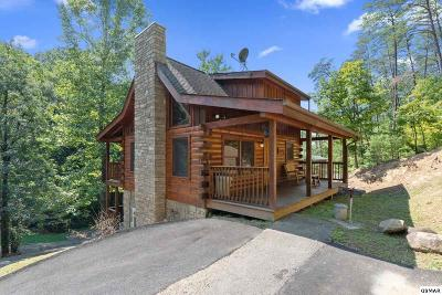Pigeon Forge TN Single Family Home For Sale: $254,997