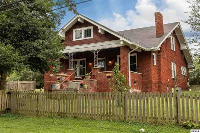 Knoxville Single Family Home For Sale: 2428 Underwood Place