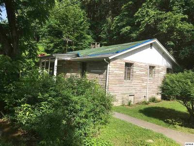 Sevierville TN Single Family Home For Sale: $99,900
