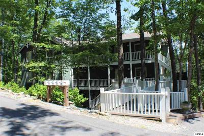 Gatlinburg Multi Family Home For Sale: 1106 Tanrac Tr