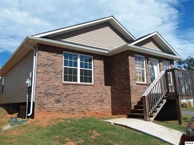 Sevierville Single Family Home For Sale: 1729 Watauga St
