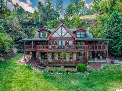 Sevierville TN Single Family Home For Sale: $1,200,000