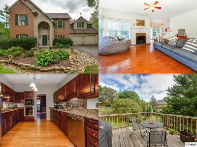 Knoxville Single Family Home For Sale: 11808 Rebel Pass
